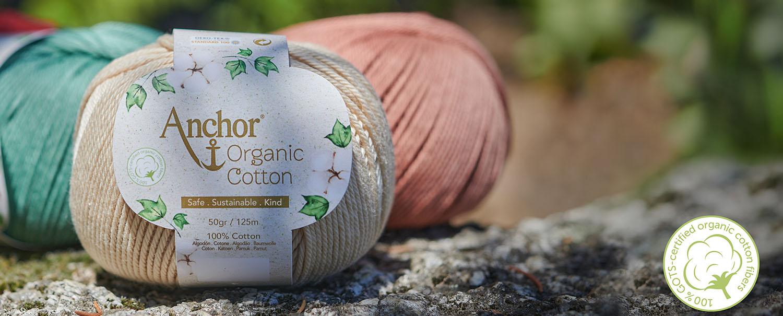 Anchor Organic Cotton Yarn
