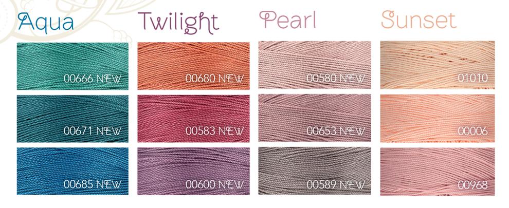 9 new Freccia Colours