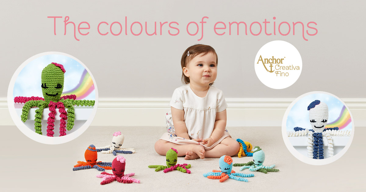 Colours of emotion campaign