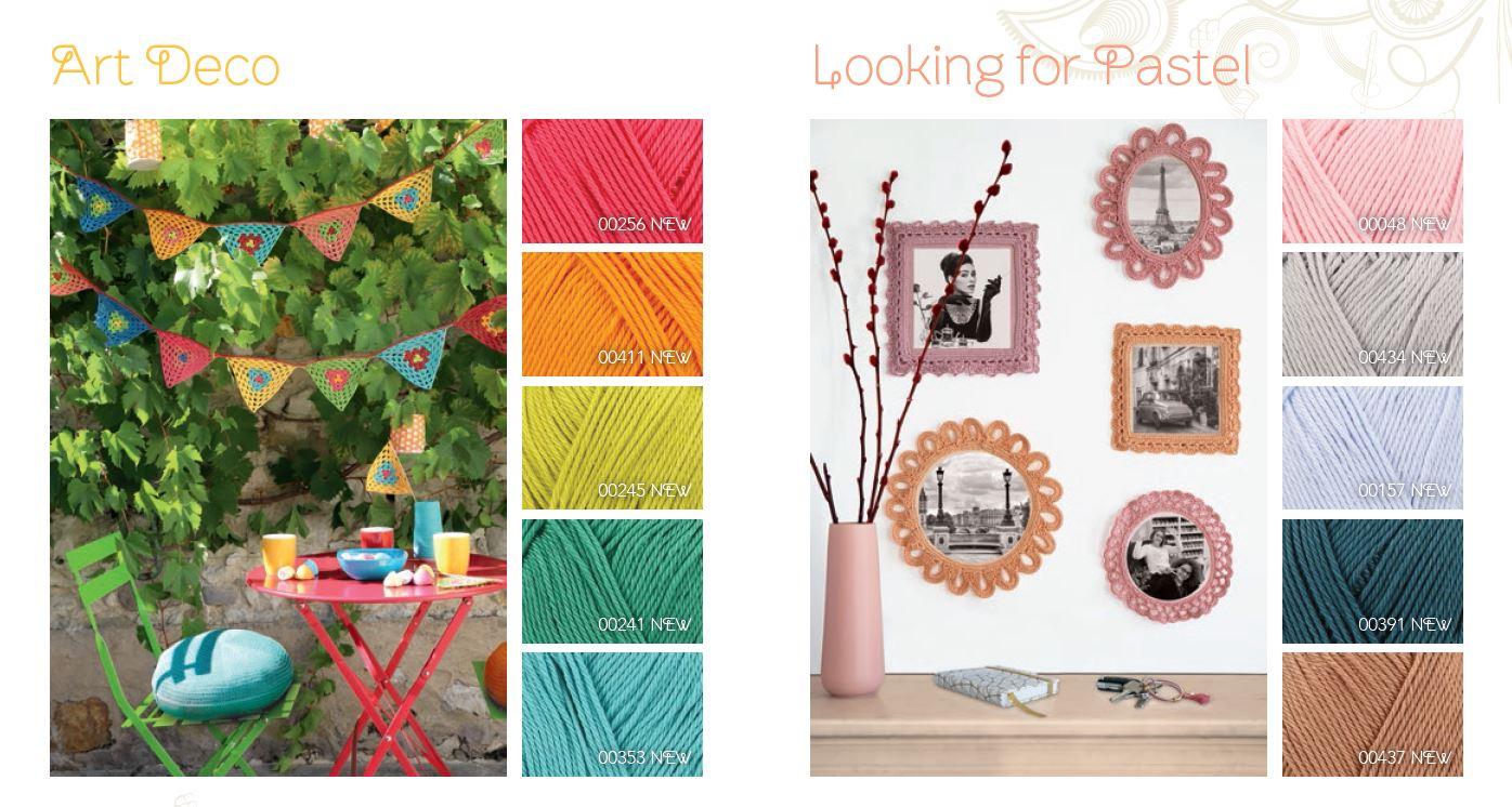Anchor creativa new colours