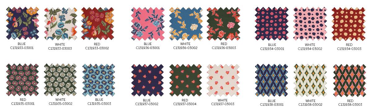 fabrics Dee