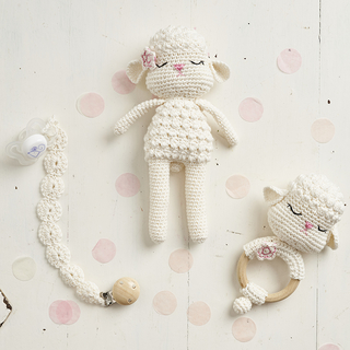 My First Layette - Sheep Amigurumi
