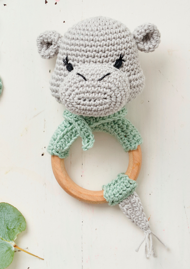 Crochet Hippo A Free Pattern Hettie the Hippo | Crochet hippo ... | 555x392
