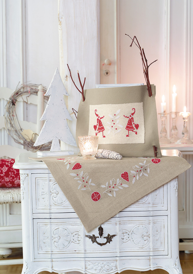Anchor Enchanting Christmas Table Mat Gif Envelope 0060003-00709-01_1.jpg