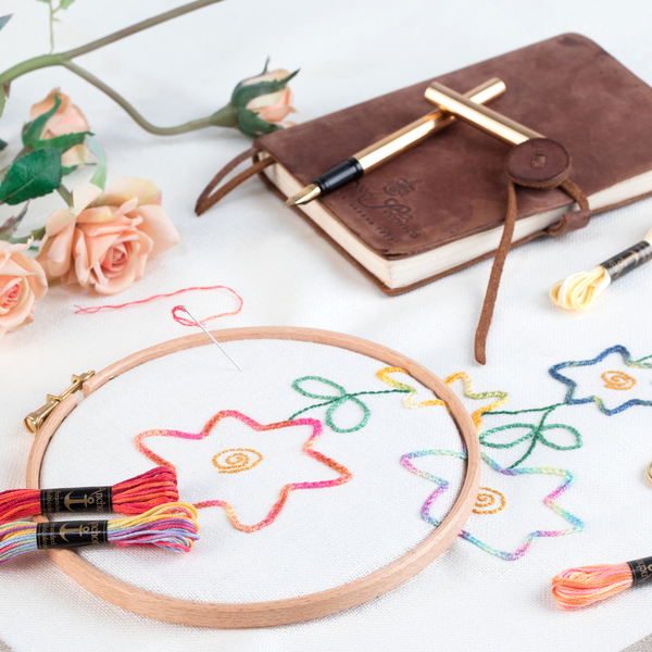 Hand Embroidery threads | Anchor