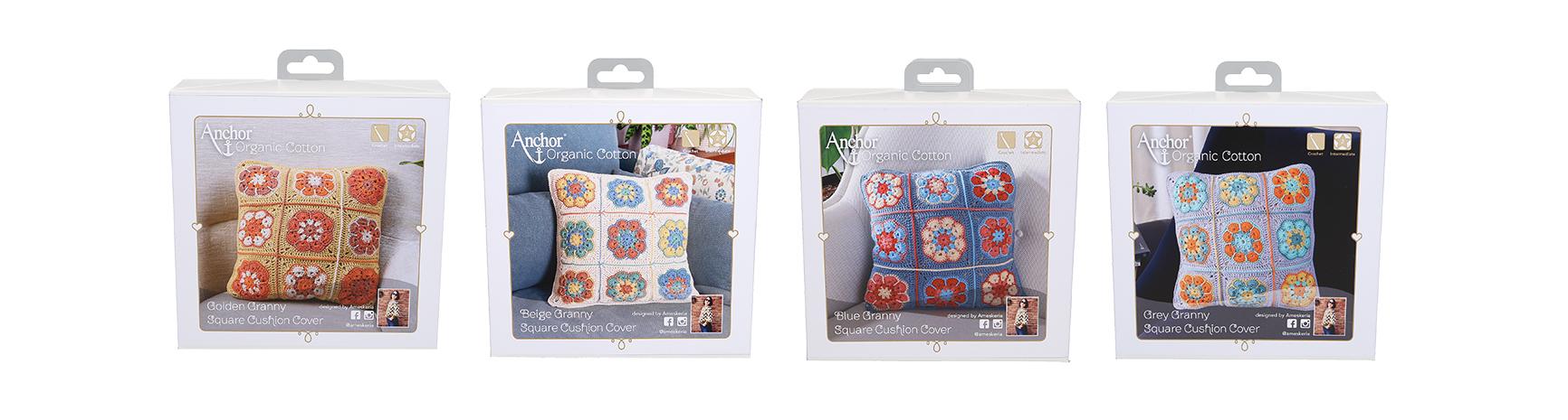 Anchor Organic Cotton Kits